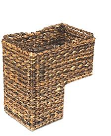 BacBac Leaf Woven Stair Basket