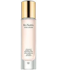 Estée Lauder Re-Nutriv Regenerating Youth Ultimate Lift Floralixir Dew Water