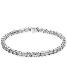 Diamond Tennis Bracelet (3-1/2 ct. t.w.) in 14k White Gold