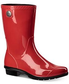 Women's Sienna Mid Calf Rain Boots