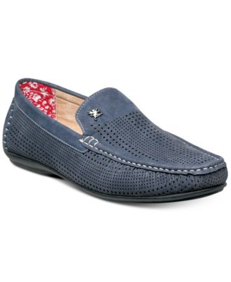 Image of Stacy Adams Men's Pippin Perforated Moccasin Drivers