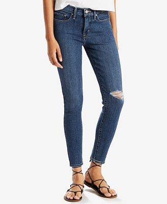 Levi's® 311 Shaping Skinny Ankle Jeans - Jeans