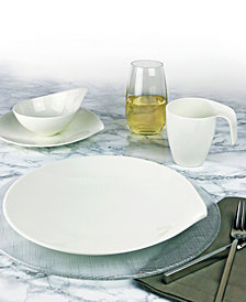 Villeroy u0026 Boch Dinnerware Flow Collection  sc 1 st  Macyu0027s & Casual Dinnerware Villeroy and Boch Dining Collections - Macyu0027s