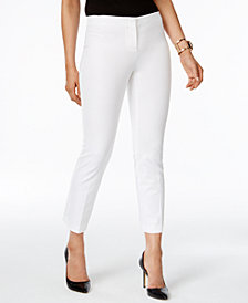 Alfani Petite Cropped Pants, Created for Macy's
