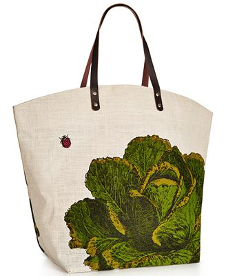 Celebrate Shop Farm To Table Garden Oversized Market Bag - Kitchen ...