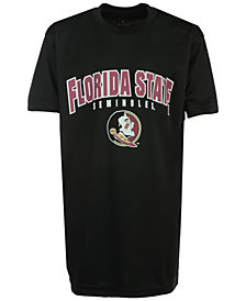 Colosseum  Florida State Seminoles Mesh Poly T-Shirt, Big Boys (8-20)