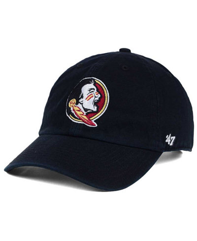 '47 Brand Florida State Seminoles CLEAN UP Cap