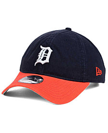 New Era Detroit Tigers Relaxed 2Tone 9TWENTY Strapback Cap