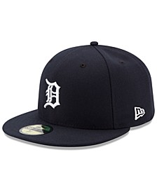 Detroit Tigers Authentic Collection 59FIFTY Cap