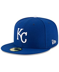 Kansas City Royals Authentic Collection 59FIFTY Cap