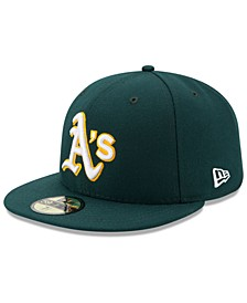 Oakland Athletics Authentic Collection 59FIFTY Cap