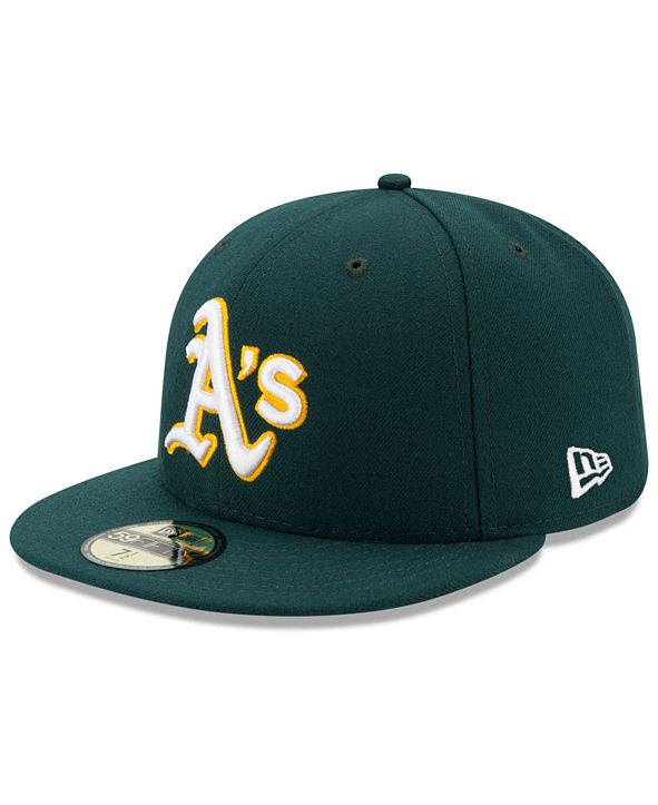 New Era Oakland Athletics Authentic Collection 59FIFTY Cap