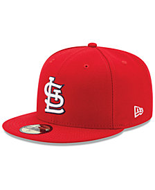 New Era St. Louis Cardinals Authentic Collection 59FIFTY Cap