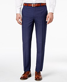 Solid Ultraflex Classic-Fit Wool Dress Pants