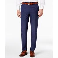 Deals on Lauren Ralph Lauren Solid Ultraflex Classic-Fit Dress Pants