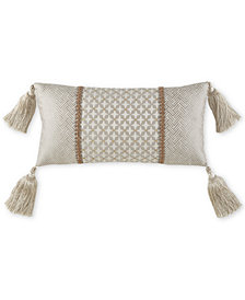 "Waterford Olivette 11"" x 22"" Decorative Pillow"