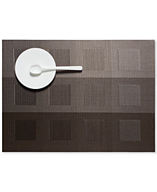 Chilewich Engineered Squares Vinyl Placemat