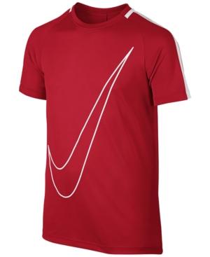 Nike Drifit GraphicPrint Academy Soccer Shirt Big Boys (820)