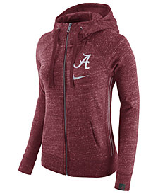 Nike Women's Alabama Crimson Tide Vintage Full-Zip Hoodie