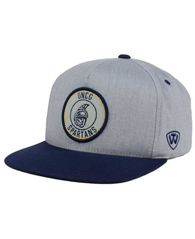 Top of the World UNC Greensboro Spartans Illin Snapback Cap