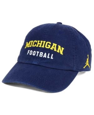 Nike Michigan Wolverines H86 Adjustable Cap