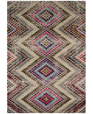 CLOSEOUT! Momeni Modern Loom ML15 Multi 2' x 3' Area Rug