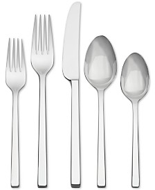 Vera Wang Wedgwood Flatware 18/10, Polished 5 Piece Place Setting