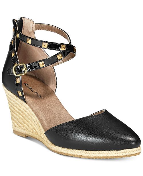 2f571aac35 Rialto Campari Espadrille Wedge Sandals & Reviews - Sandals & Flip ...
