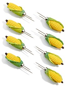 Martha Stewart Collection Corn Holders, Created for Macy's