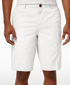 "Tommy Hilfiger Men's 10"" Cargo Shorts, Created for Macy's"