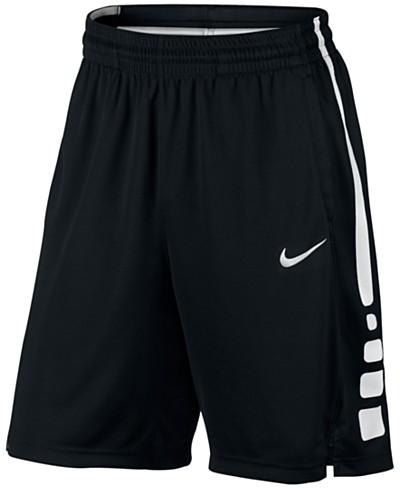 Nike Men's Elite Dri-FIT 9 Basketball Shorts