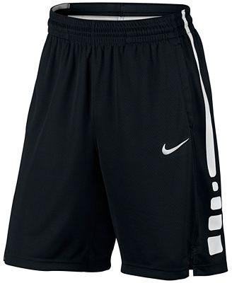 Nike Men S Elite Dri Fit 9 Quot Basketball Shorts Shorts