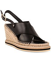 Andre Assous Emily Slingback Wedge Sandals