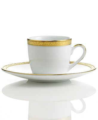 Charter Club Grand Buffet Gold Demi Cup Fine China Macy S