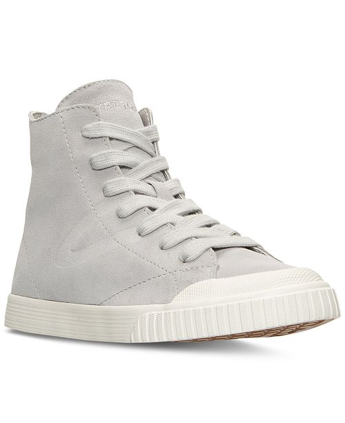 53f7057018cc2c ... Tretorn Women s Marley 2 High Suede High Top Casual Sneakers from  Finish ...