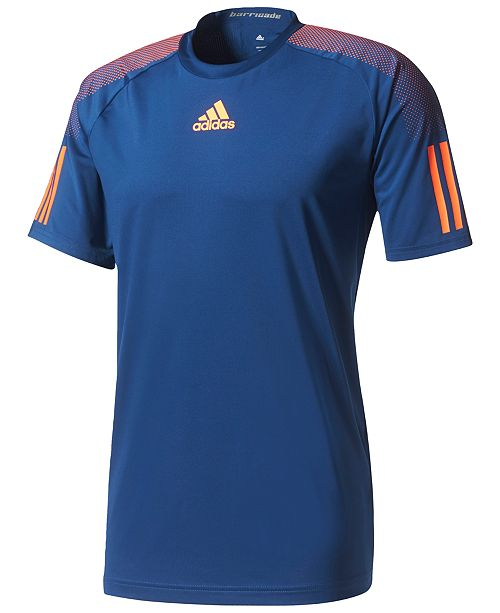 buy popular 0040d 439bb adidas Men's Barricade ClimaCool® Tennis T-Shirt & Reviews ...
