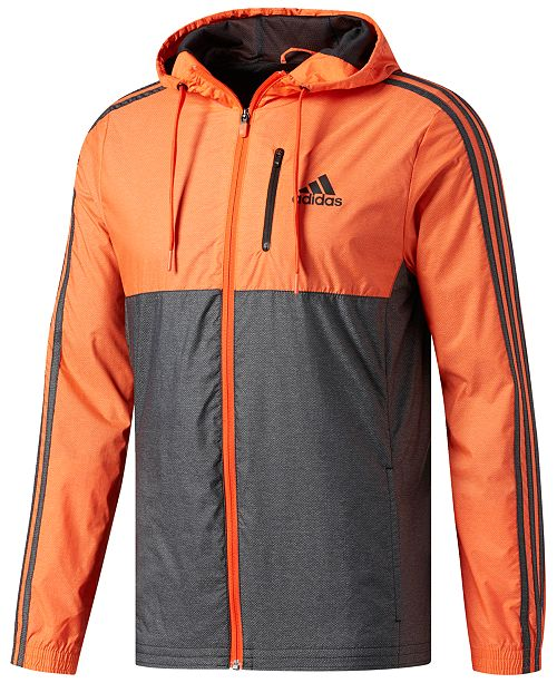 70c0f1a98 adidas Men's Essential Woven Jacket & Reviews - Hoodies ...