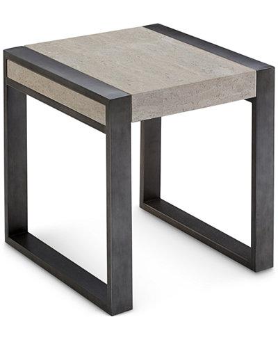 Ainsworth Square End Table, Created for Macy's