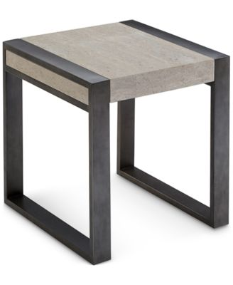 Ainsworth Square End Table, Created For Macyu0027s