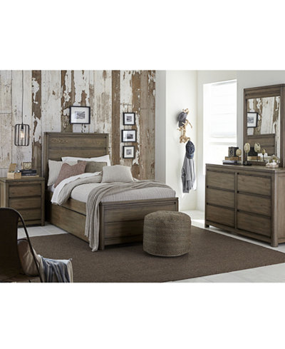 Big Sky Wendy Bellissimo Kids Bedroom Furniture Collection