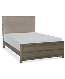 Big Sky Wendy Bellissimo Kids Upholstered Full Bed
