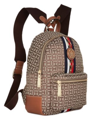 Monogram Jacquard Backpack Jaden Finders Monogram Backpack Finders Jacquard Jaden UpZvYOqxn