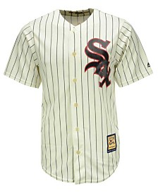 Majestic Men's  Chicago White Sox Cooperstown Blank Replica CB Jersey