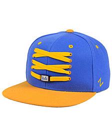 Zephyr UCLA Bruins Basketball Lacer Snapback Cap