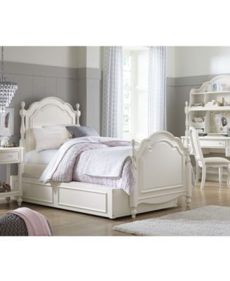 Harmony Kids Upholstered Twin Bed