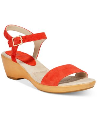 Image of White Mountain Corky Wedge Sandals