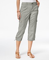 4729c61c6956a Women s Cargo Pants  Shop Women s Cargo Pants - Macy s