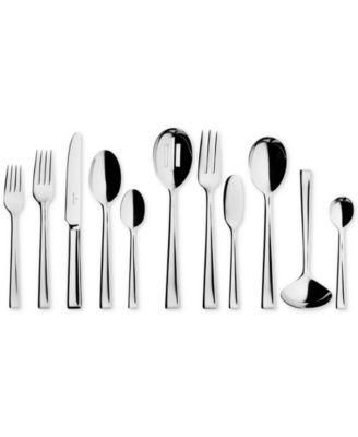 Victor by Villeroy /& Boch Stainless Steel Flatware Set 8 Service 46 Pieces New