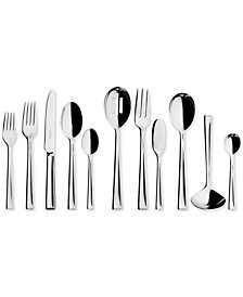 Villeroy & Boch Victor 46-Pc. Flatware Set, Service for 8