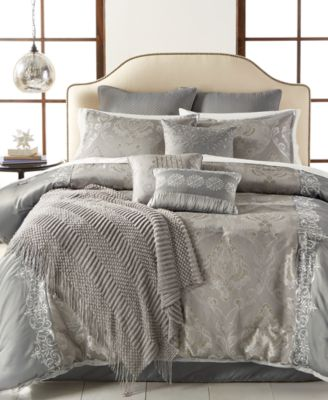 CLOSEOUT Koning 14Pc California King Comforter Set Bed in a Bag